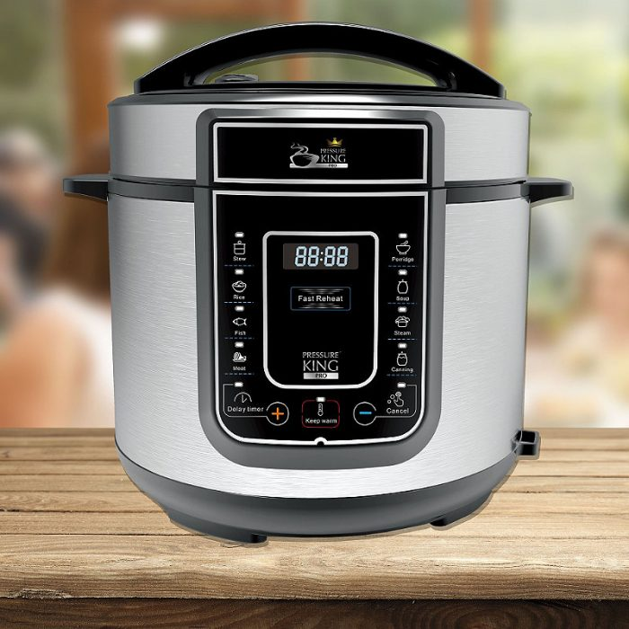 electric pressure cooker pressure king pro