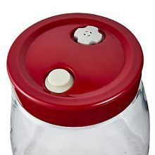 Fermentation Jar with Air-Release Valve